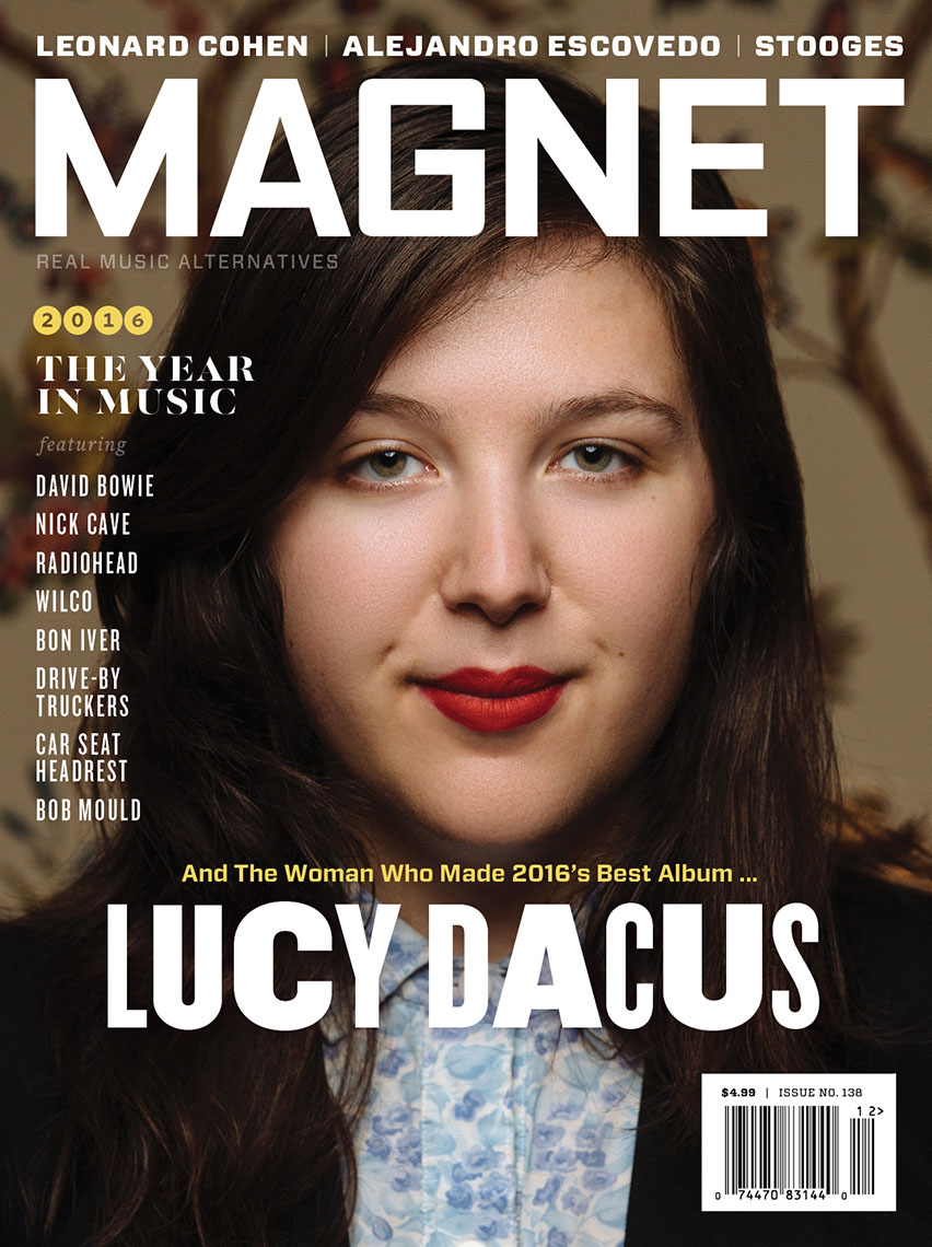 Lucy Dacus for Magnet Magazine