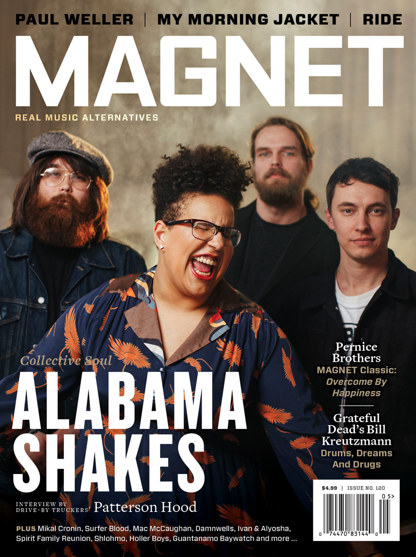 Alabama Shakes for Magnet Magazine