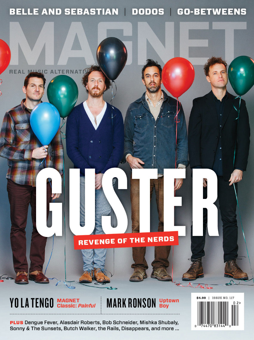 Guster for Magnet Magazine