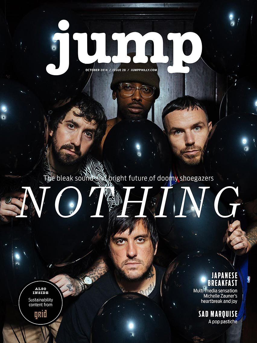 Nothing for Jump Magazine