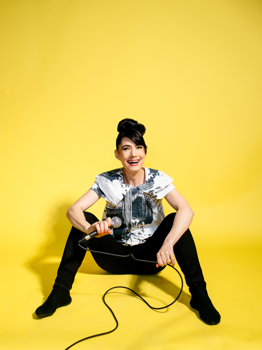 Kathleen Hanna / The Julie Ruin in Brooklyn, NY