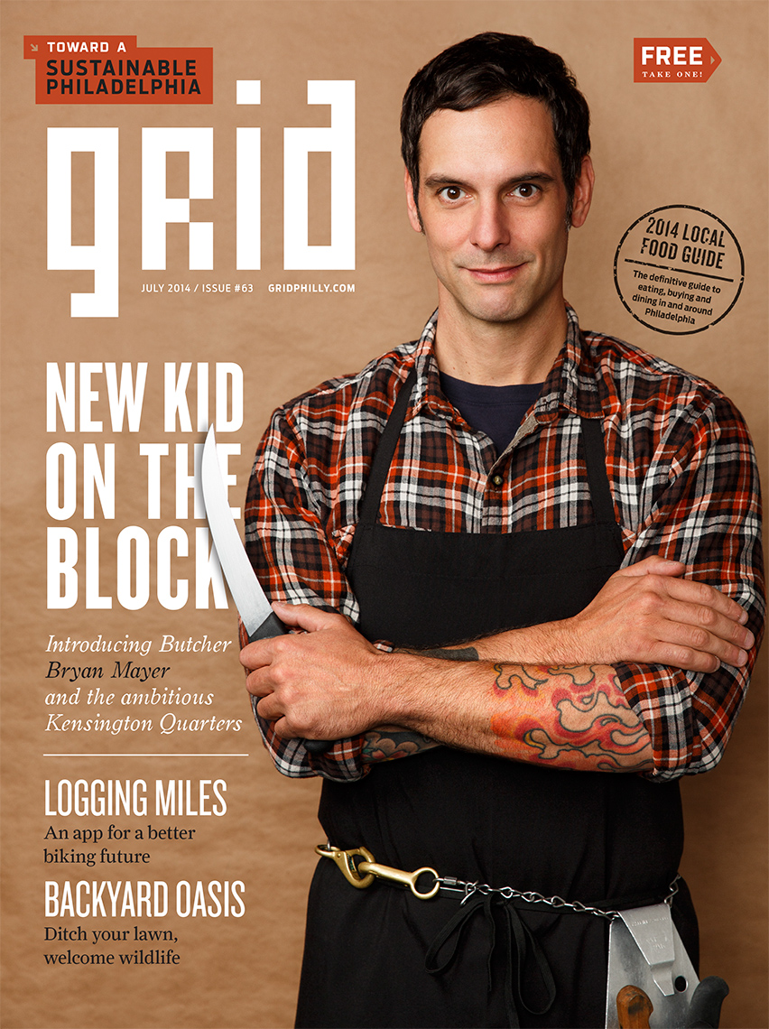 Grid Magazine / Bryan Mayer