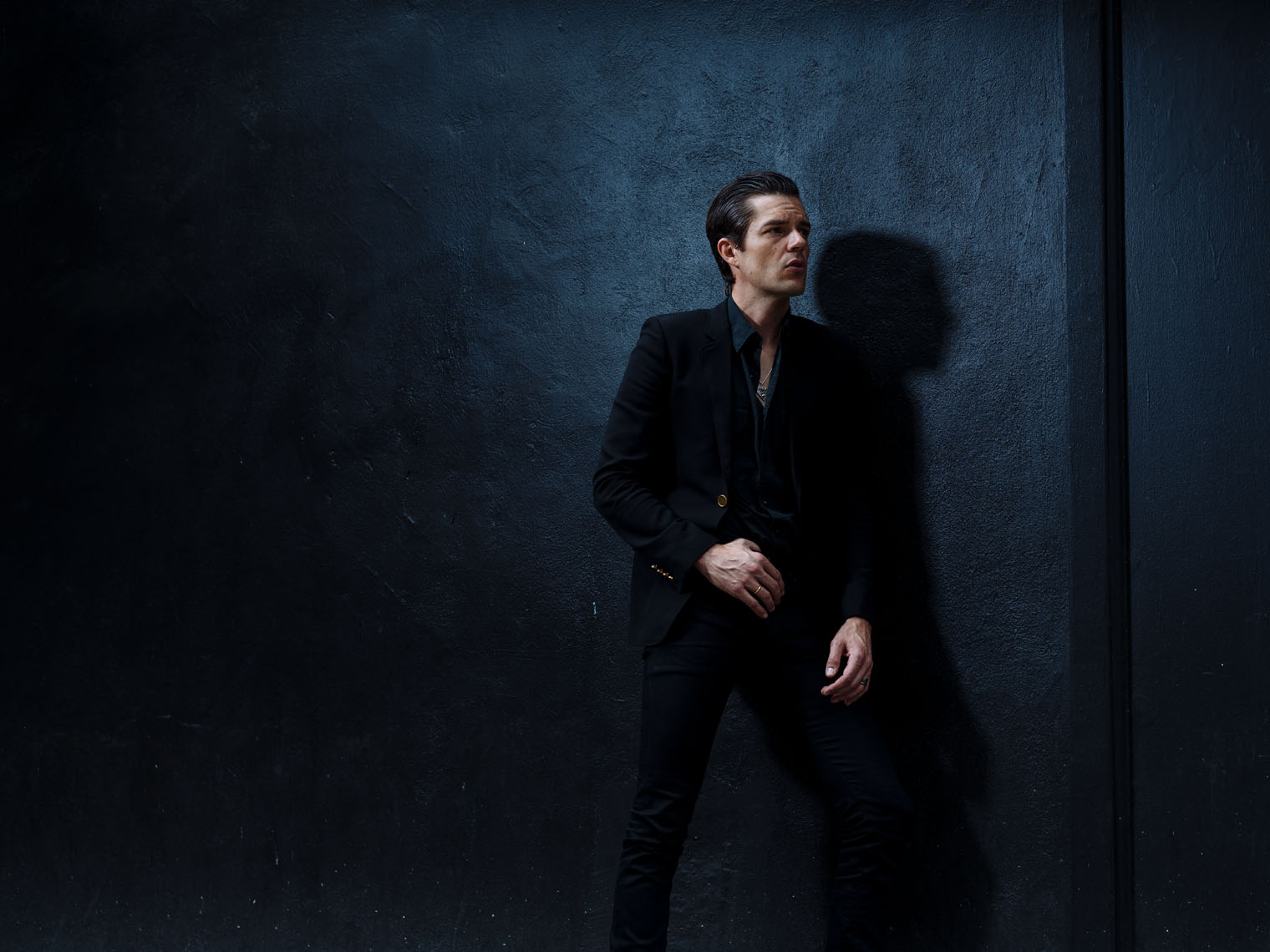 Brandon Flowers of The Killers, editorial